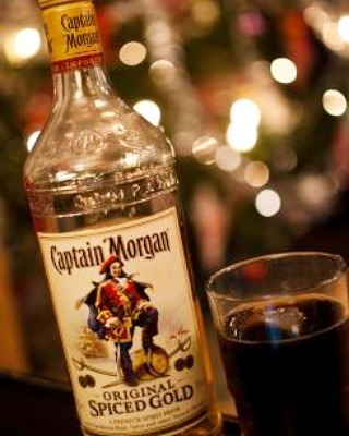 $3.00 Captain Morgan all night tonight!