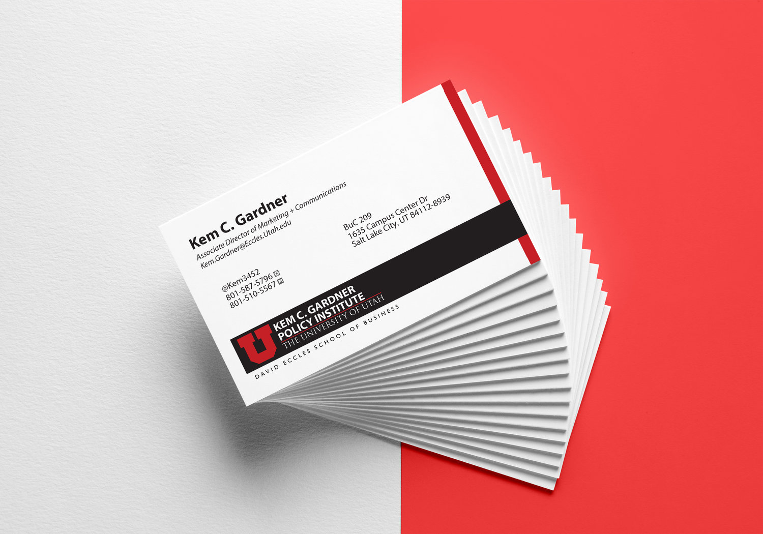 Business Cards Salt Lake City Gallery - Free Business Cards