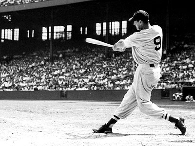 Ted Williams -