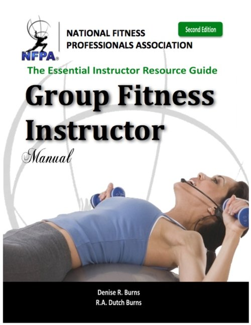 Online Group Fitness Instructor Certification — NFPA