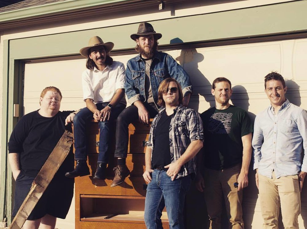 Bear and the Beasts (Justin, Bear, Noah, Trent, Chris, Jake) -