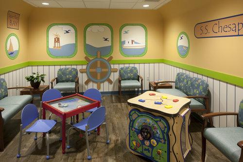 Anne Arundel Medical Center Pediatric Emergency Department — CRGA ...
