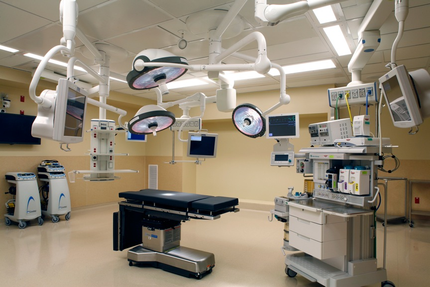 Surgical Suites    Our portfolio includes numerous perioperative departments and surgical suites, spanning both hospital-based and ambulatory surgery facilities. Our process begins with a careful analysis of volumes, utilization, advancements in technology, processes, and the flow of patients/materials.