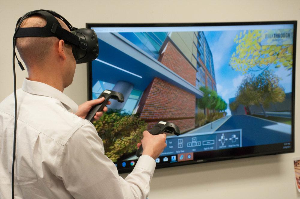 Virtual Reality    VIEW >