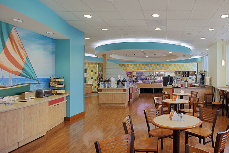 Bayside Café  Anne Arundel Medical Center Annapolis, Maryland