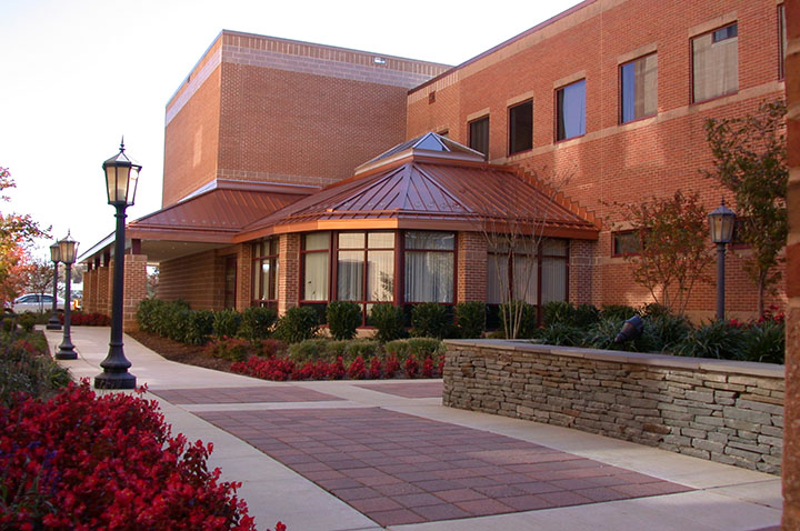 Donner Pavilion Anne Arundel Medical Center Annapolis, Maryland