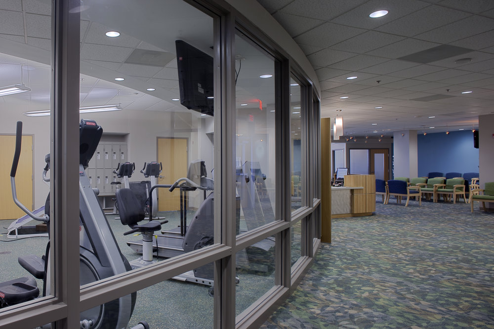 Rehabilitation Suite Anne Arundel Medical Center Annapolis, Maryland