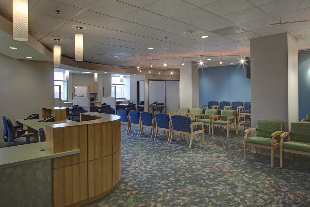 Physical Therapy Waiting Room   Orthopaedic & Sports Medicine Center Annapolis, Maryland