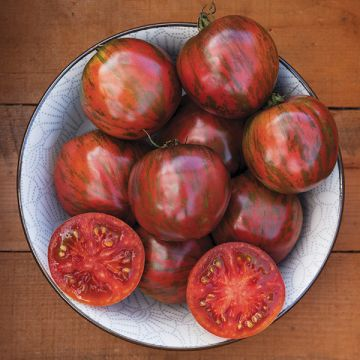 Tomate sanglier rose