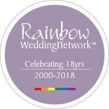 rainbow wedding network LGBTQ Gay wedding friendly