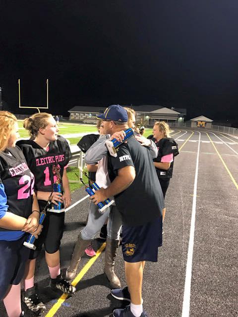Indiana Girls Tackle Football League Morris Cohen Mjfl Junior