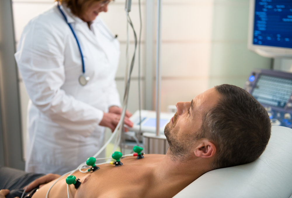 REsting Electrocardiogram (ECG)