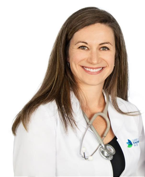 JENNIFER LEVASSEUR, RN, B.Sc. inf., ÉADInfirmière propriétaire - Infirmière depuis 2002, titulaire d'un baccalauréat de l'Université de Sherbrooke obtenu en 2005. Accréditée auprès du Canadian Diabetes Educator Certification Board (CDECB) comme éducatrice agréée en diabète (ÉAD). Spécialisation en soins podologiques.Infirmière depuis plus de 15 ans, je suis spécialiste du diabète et des problèmes de santé connexes. J'ai fait partie d'une équipe de recherche sur le diabète, l'obésité et le métabolisme pendant plus de 10 ans. En plus de mon expertise en soins et en éducation du diabète, je peux offrir à mes clients un large éventail de soins infirmiers, notamment des soins podologiques (soins des pieds).Au fil des années, prendre le temps d'offrir des soins personnalisés est devenu une de mes priorités, et en quelque sorte une mission.C'est donc pendant un congé de maternité qu'a mijoté l'idée d'offrir des soins de santé de grande qualité, sans délai d'attente... Oui, oui! Obtenir des soins sans devoir attendre afin que vous puissiez consacrer davantage de temps aux petits plaisirs de la vie. C'est ainsi qu'est né ce projet!