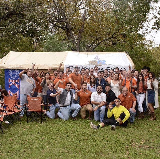 In a world full of so many blessings and things to be thankful for, there are three that stand out the most! Our alumni, our brothers, and our sweethearts! We are thankful for everything you do for the betterment of our fraternity! Thank You!! 🤘🏼🦃🍂