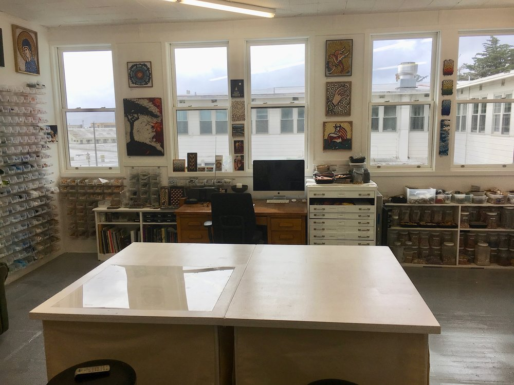 Affordable art studios at San Francisco's Islais Creek and Hunters Point Shipyard