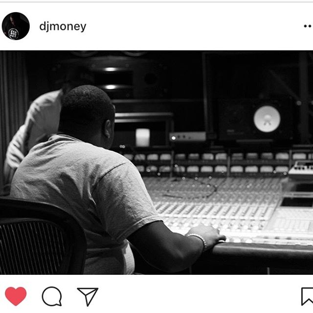 Although DJing is my passion i love to produce and make great music with such talented artists! #Ohmygodohmygodagain #djmoney #Nodjnoparty #Feb23 #StayTuned #DopeMusic #DopeBeats #DMV #LA