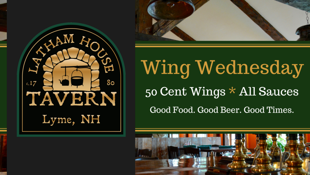 Wing Wednesday - Latham House Tavern
