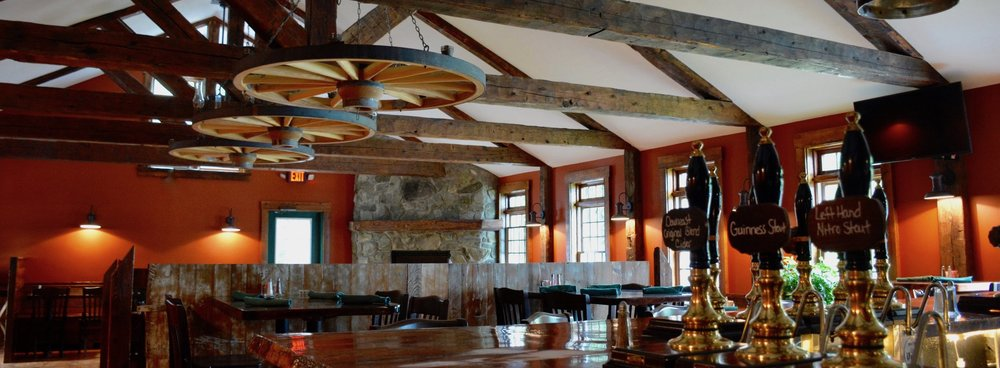 Latham House Tavern - Our Dining Room - Gluten Free Options - Near Hanover, NH