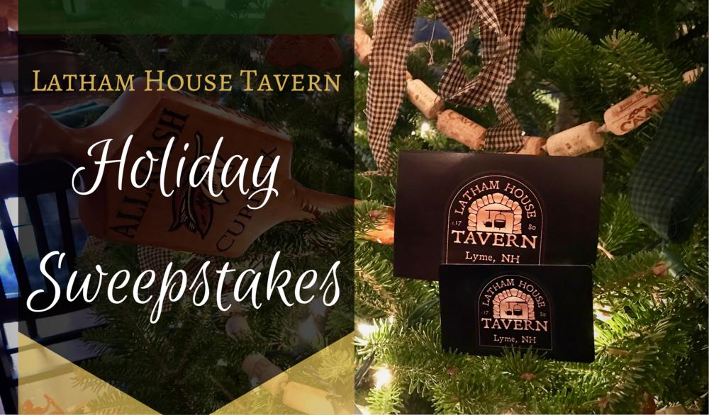 Latham House Tavern Gift Card