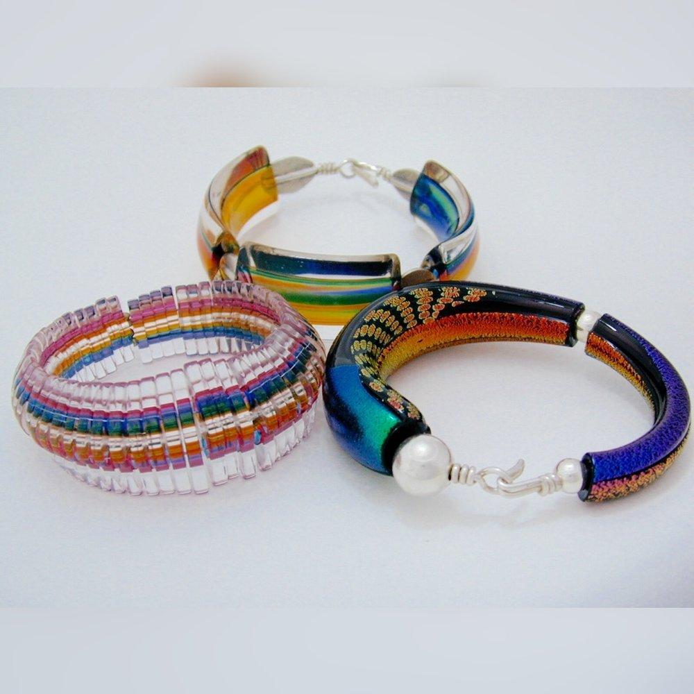 Sliver Bracelet, Bracelet Curves