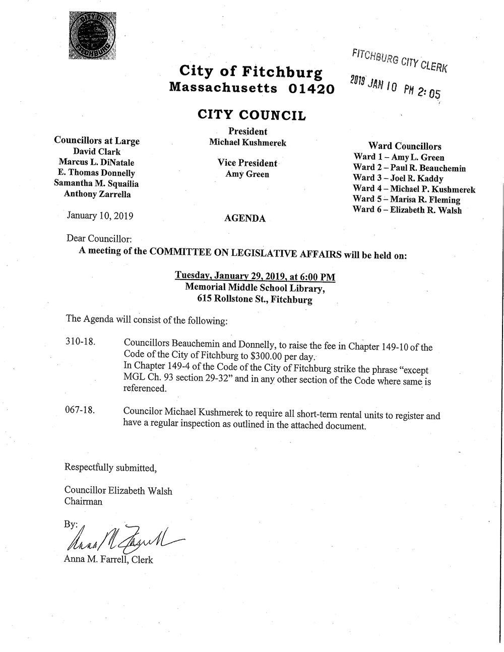 2019 1-29 Legislative_Affairs_Committee_Meeting_Agenda_001.jpg