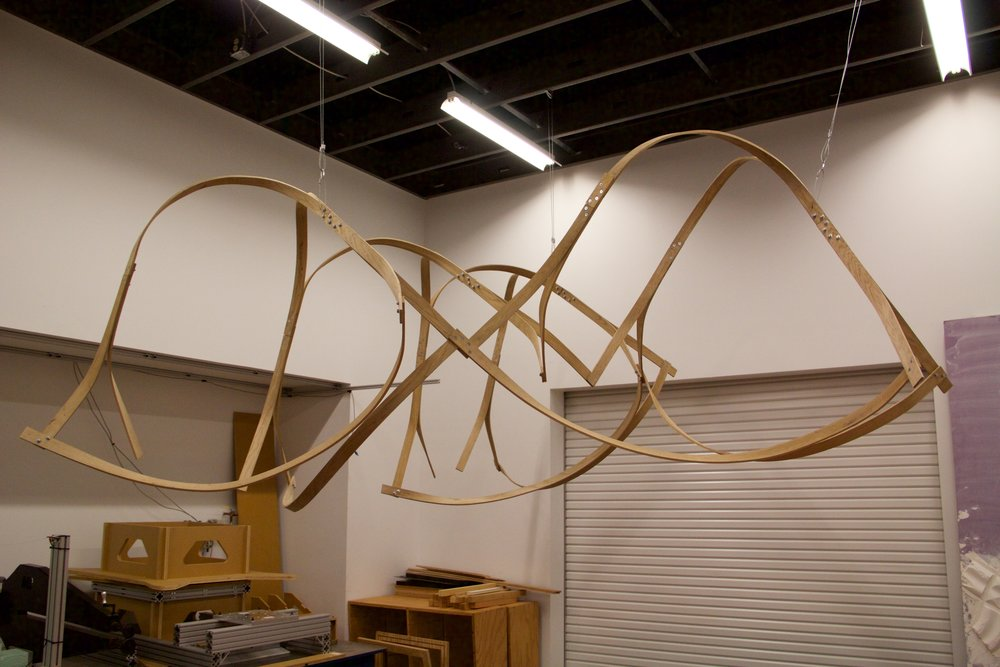 Timber Studio Truss