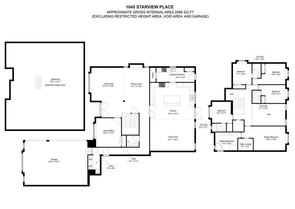 Floor plans can be branded to meet your needs