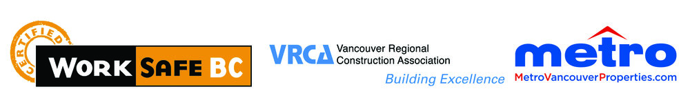 3D IMMERSIVE TOUR IS IN GOOD STANDING WITH wORK SAFE BC, vancouver regional construction association and is a preferred supplier of metro vancouver properties (re/max metro)