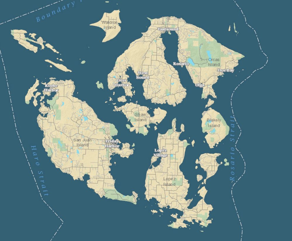 """Map from """"Recorded Plat, Surveys and Condos"""" at  http://sjcgis.maps.arcgis.com/home/index.html"""
