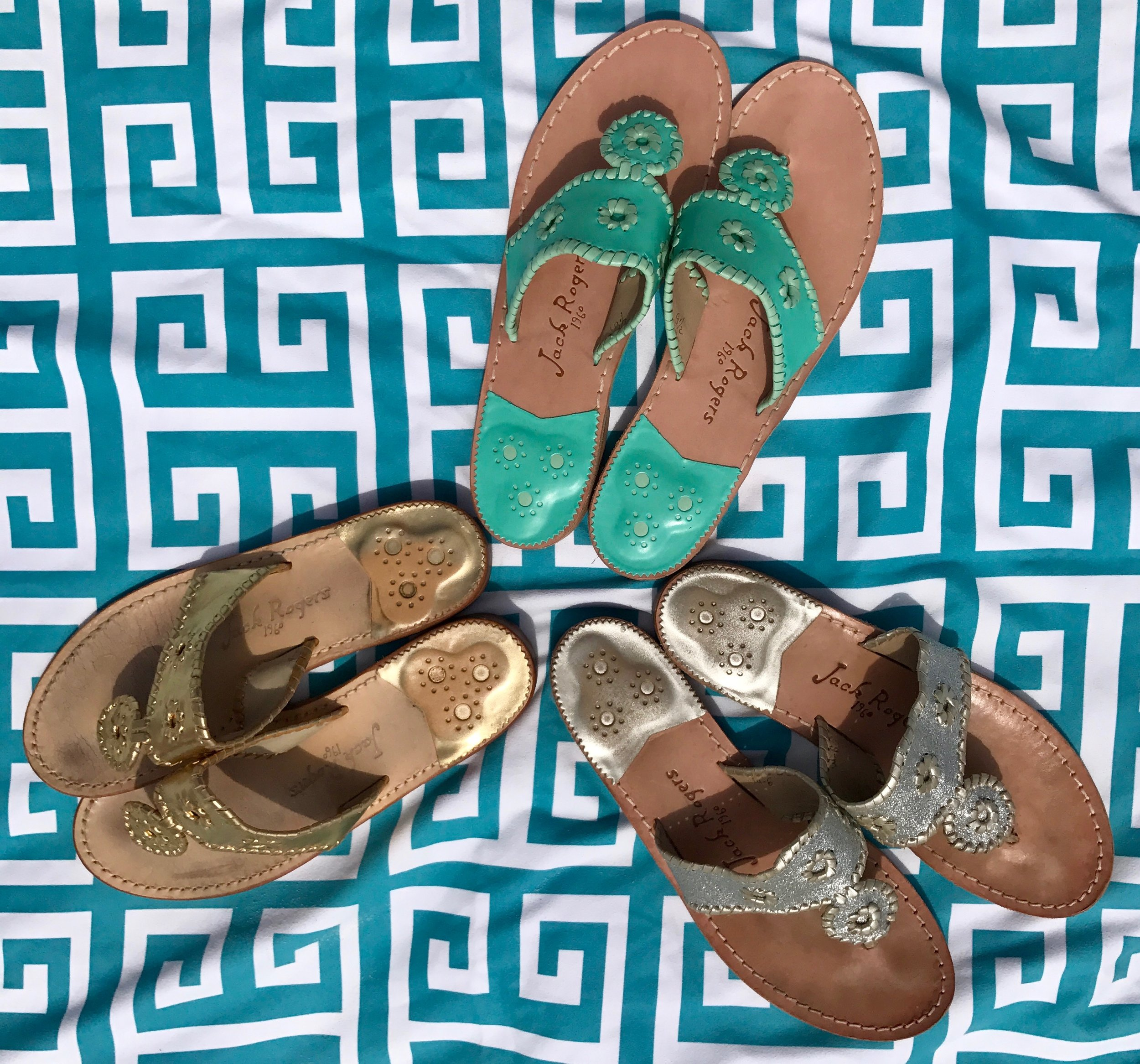 b5dfa3ee86f0 Exclusive Cleo Sandal (sparkle- mine are not the exact color as the ones  online now
