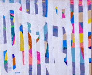 Acrylic Abstract I