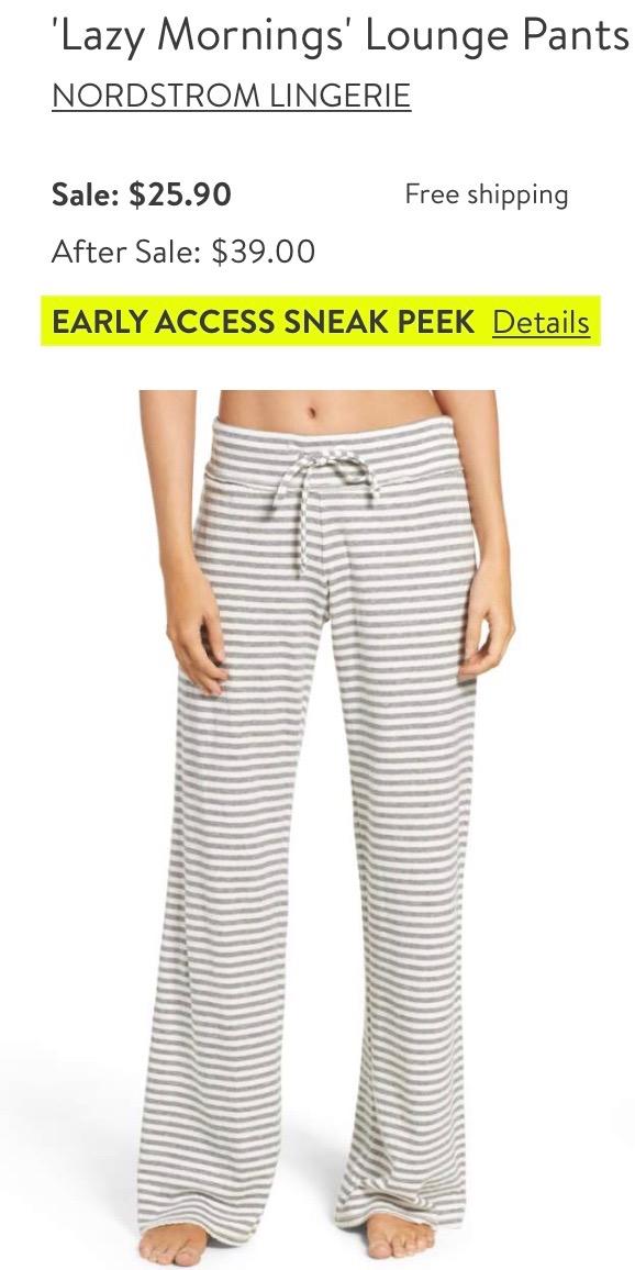 *Pajama Pants