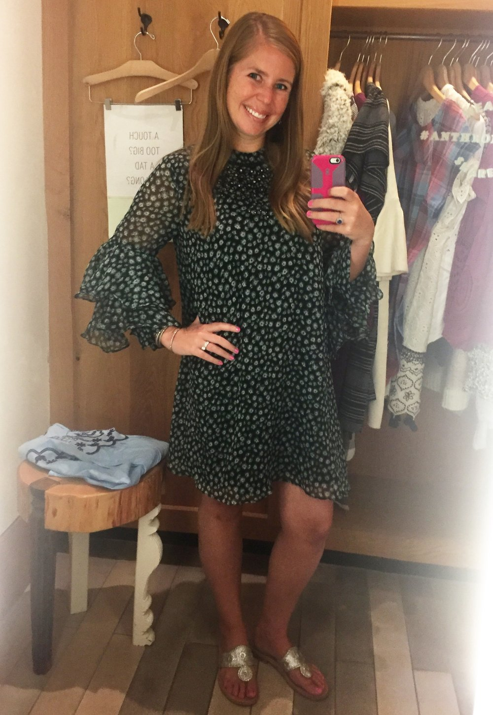 Dress  //  Shoes  //      Earrings ($6.99!)