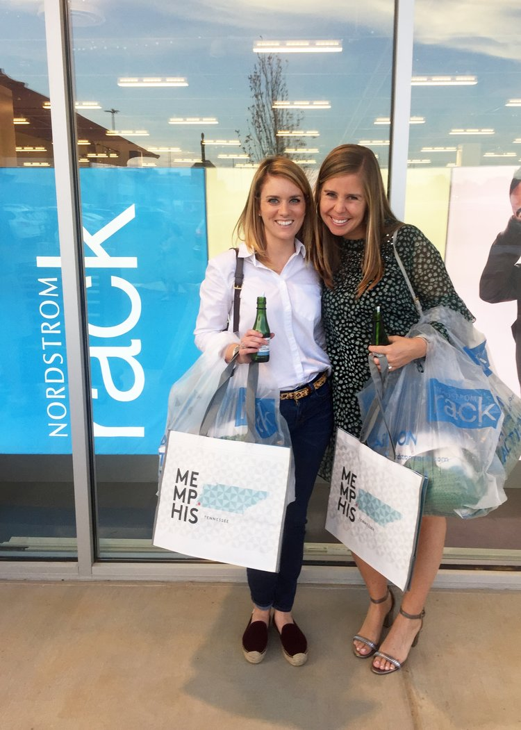 7a54ed6cc17700 Nordstrom Rack Private Shopping Party — Art Fashion Fun