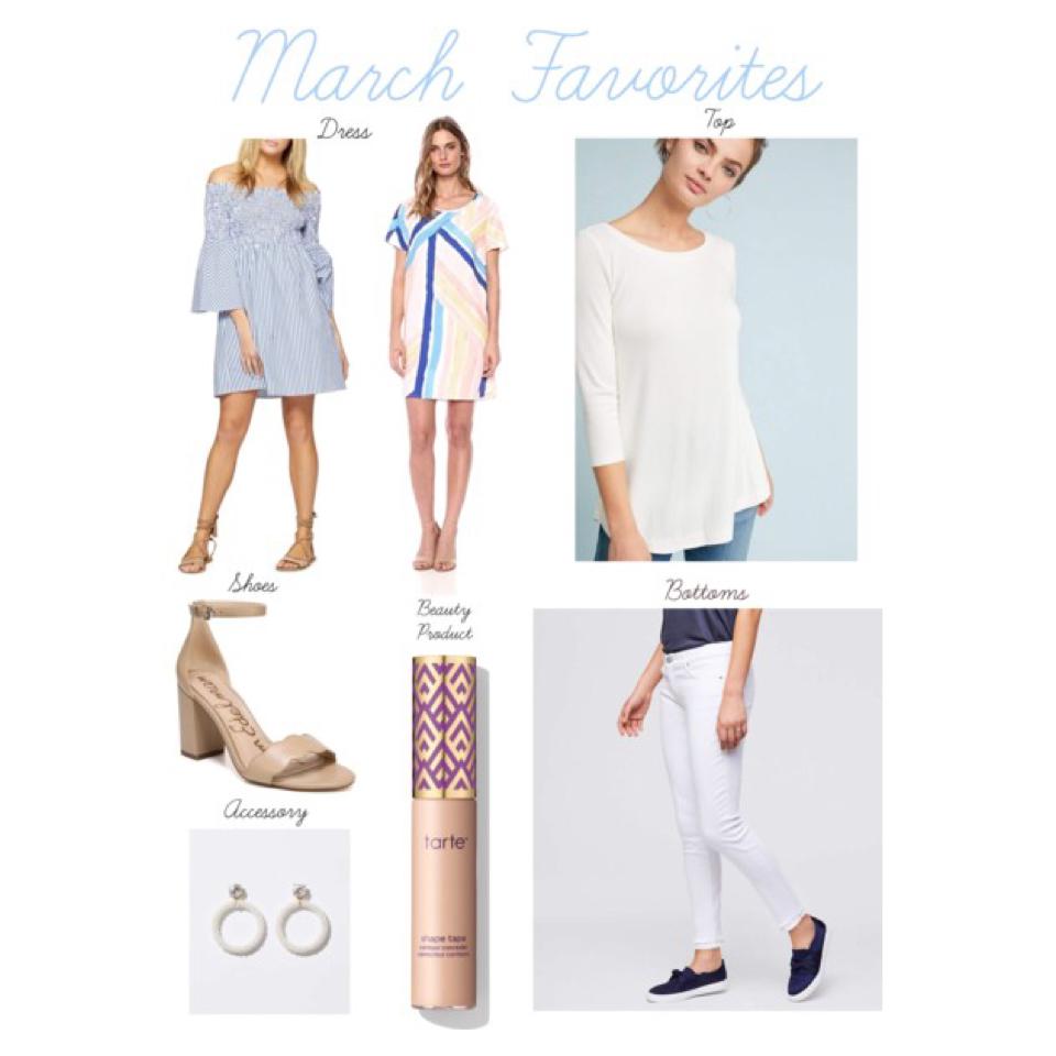 Favorite Dress 1   ,   Favorite Dress 2   |   Favorite Top   |   Favorite Shoes   |     Favorite Accessory   |   Favorite Beauty Product   |   Favorite Bottoms