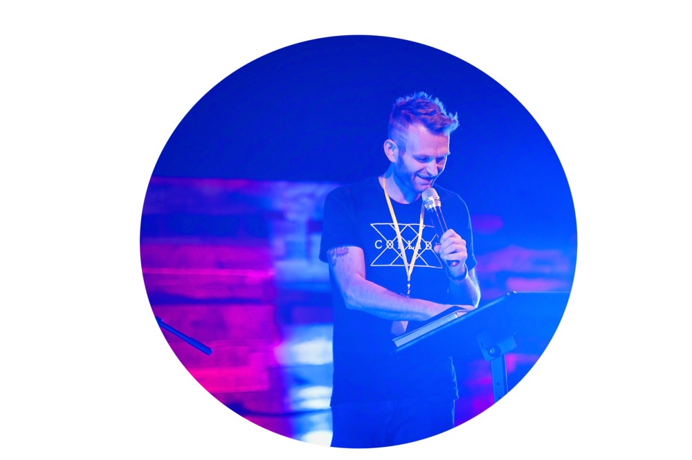 Jason Klebes | Host - Jason serves as the student ministry pastor of Encounter Student Ministry. He has a heart for reaching the students of Northern New England and is passionate about bringing the gospel to this generation.