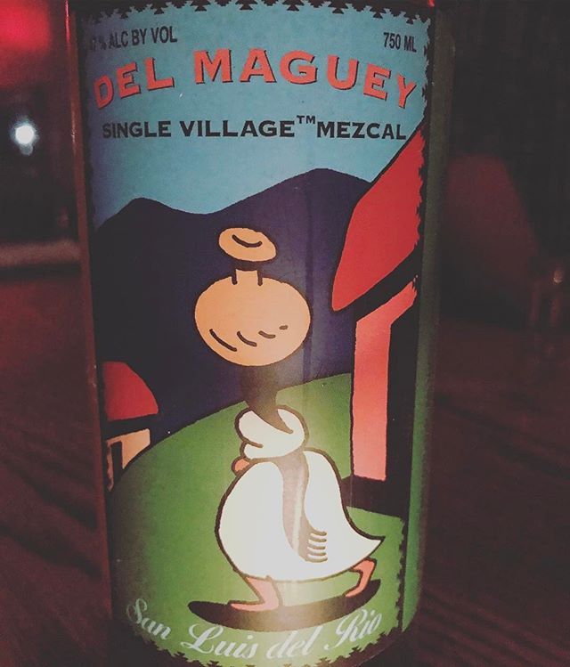 May We Fix You A Mezcal ?