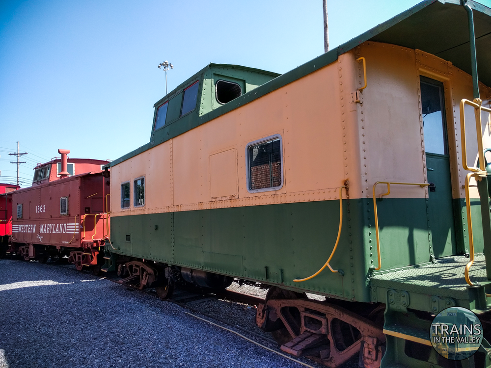 08-24-2017 Hagerstown Roundhouse Museum - Cabooses.png