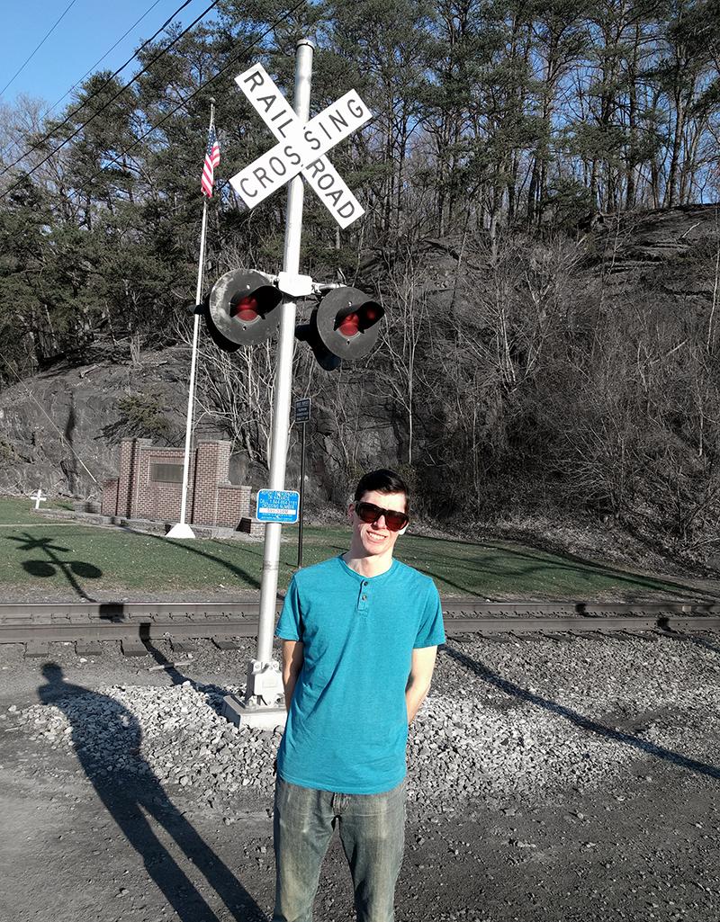 Trains in the Valley Corey Conrad