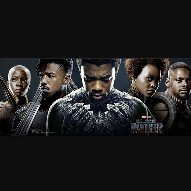 Step Into The Spotlight! #blackpanther #WeReady #streetclasspodcast