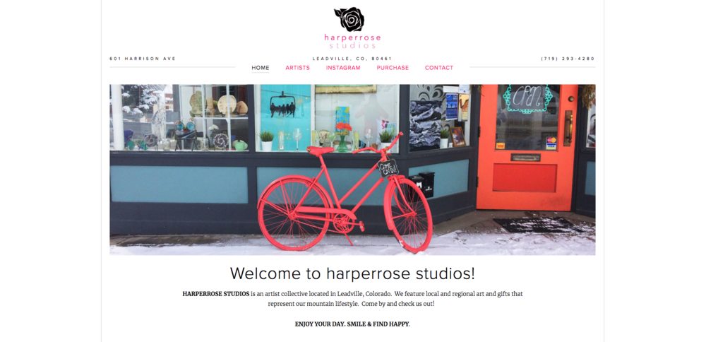 Harperrose Art Gallery -