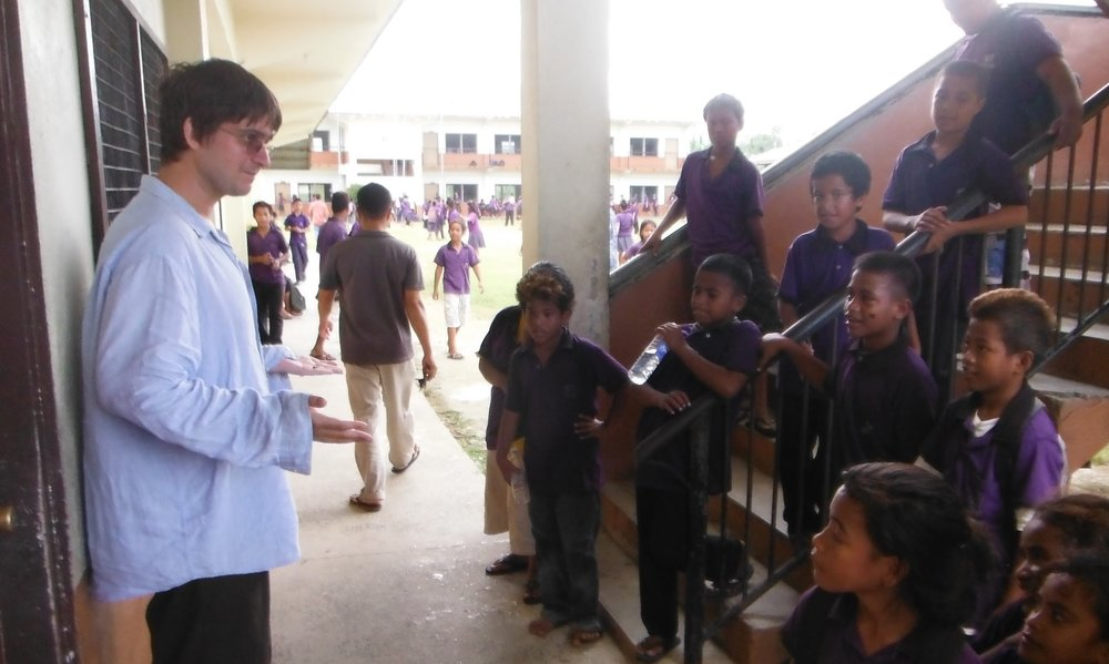 Copy of Richard with Pohnpeian Students.jpg