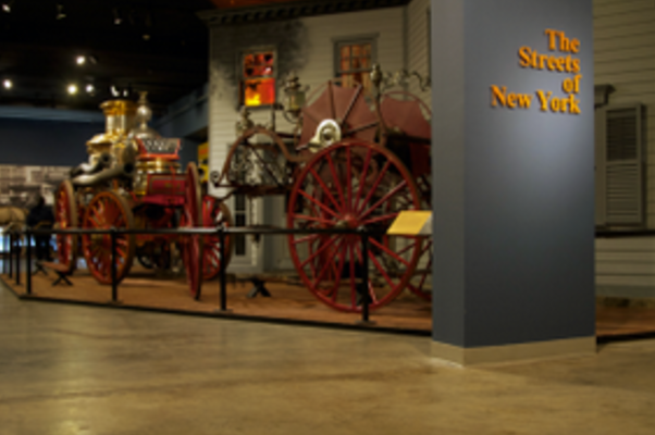 The Long Island Carriage Museum