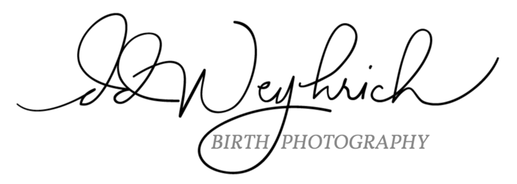 DeAnna Weyhrich Birth Photography