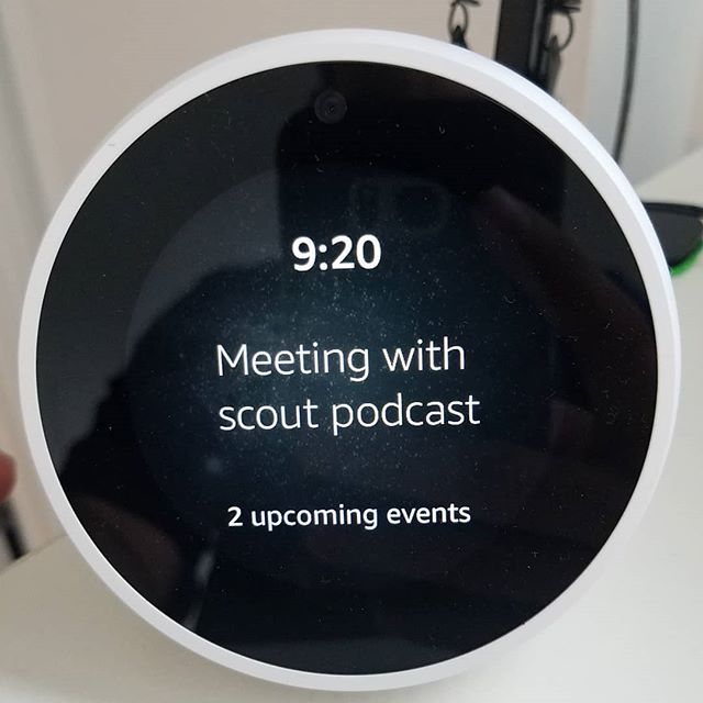 Could they be podcast guests? #onehoursmarthome #smarthome #smarthomesecurity