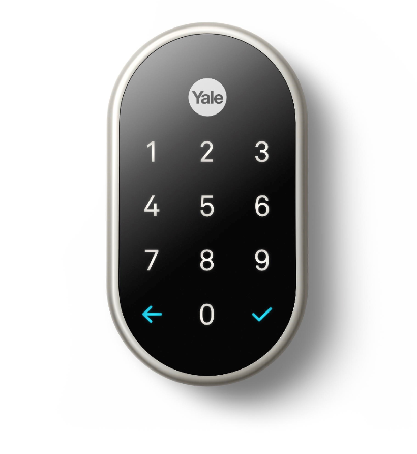 yale x nest smart lock