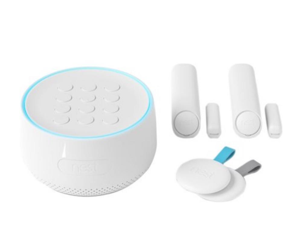 Nest Smart Secure System