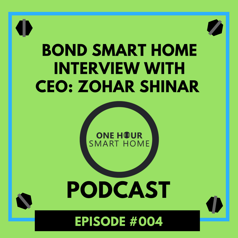 One Hour Smart Home Podcast Episode: #004  www.onehoursmarthome.com