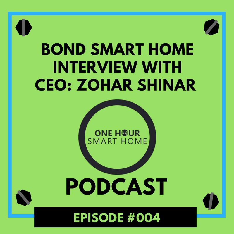 One Hour Smart Home Podcast Episode: #004  www.onehoursmarthome.com