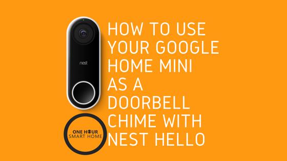 Nest Hello Doorbell Chime